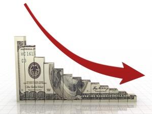 Declining Cash, Sales Cycles