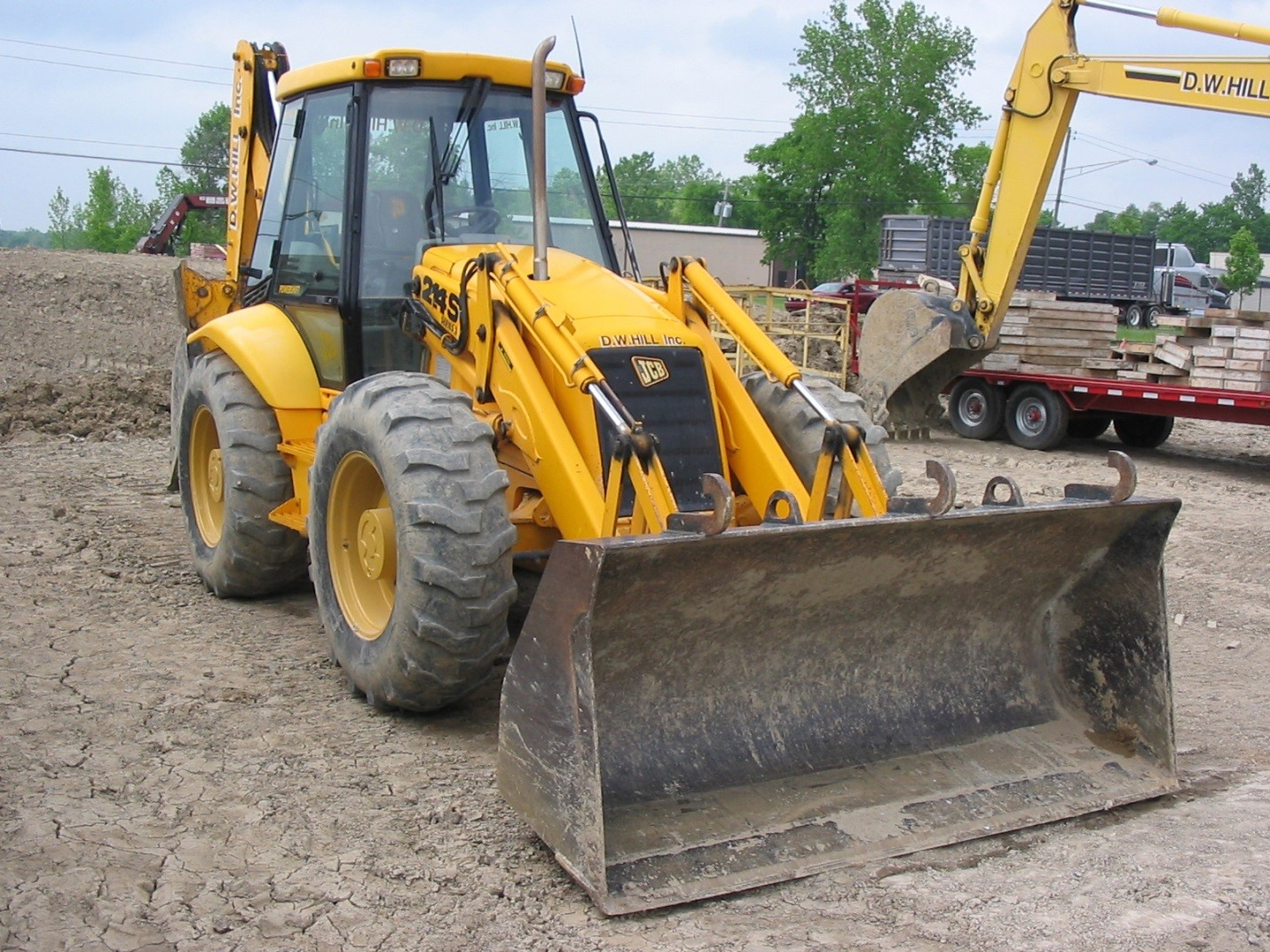 Yellow Tractor Rental